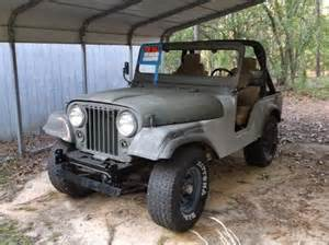 Jeeps For Sale In 1975 Jeep Cj5 For Sale 4x4 Cars