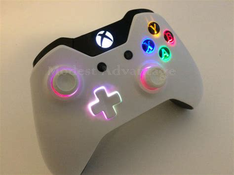 Xbox One Controller Underglow Led From Abxymods On Etsy Epic
