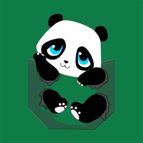 Tshirt Pocket Pandas by Pocket Panda T Shirt Teepublic