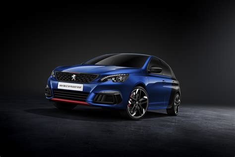 new peugeot sports car new peugeot 308 gti by peugeot sport discover the
