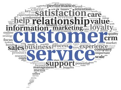 owner trained service program customer service