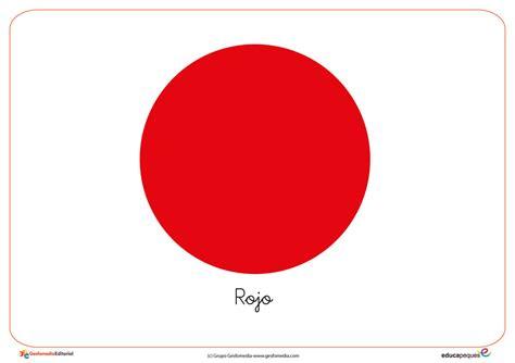color rojo recursos para el aula el color rojo