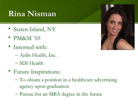 Upon Graduation From The Mba Program by E Marketing In The Pharmaceutical Industry A Student
