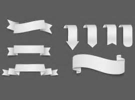 Flat Ribbon Salem free arrow vector graphics