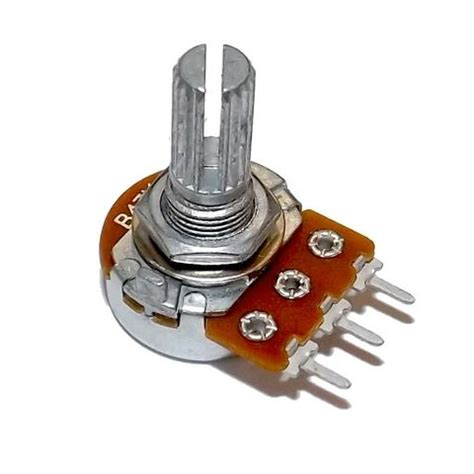 what is a rotary variable resistor potentiometers future electronics arduino