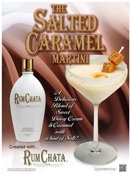 martini rumchata salted caramel rumchata martini 2 parts rumchata 1 part