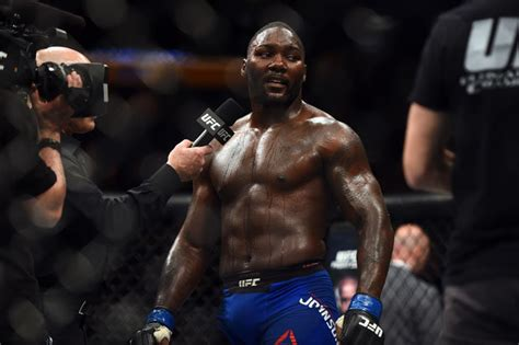 steven jackson bench press ufc 210 anthony johnson told cormier he was retiring in