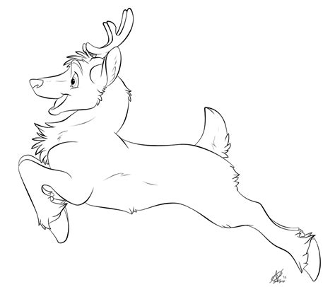 coloring pages of reindeer flying santa and reindeer flying coloring pages coloring pages