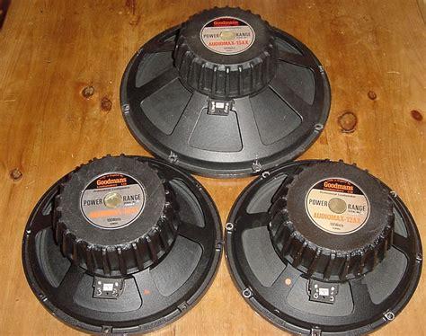 Speaker King Max loudspeakers of fame