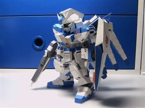Papercraft Gundam - turbolabo po archives