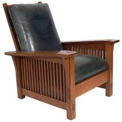 stickley chairs stickley mission oak morris chair at 1stdibs