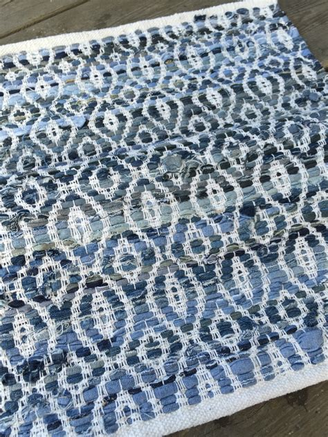 teppich landhausstil blau teppich l 228 ufer marco jeansteppich flicken fleckerl teppich