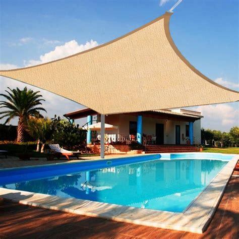 sun sails for patios 45 patio umbrella ideas sun shade sail designs for backyard