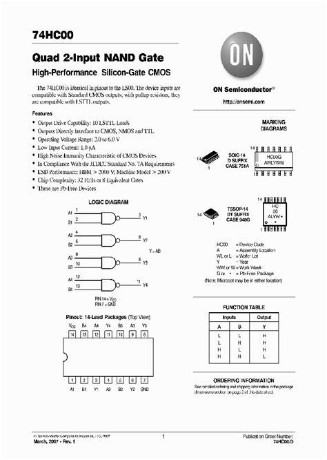data sheet transistor lb1240 74hc00 4645394 pdf datasheet ic on line