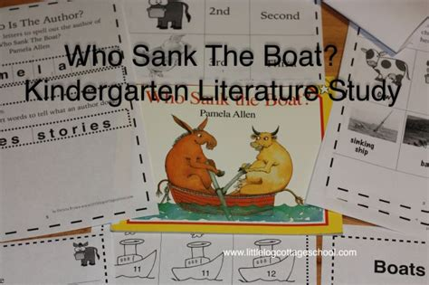 who sank the boat story 17 best images about who sank the boat on pinterest