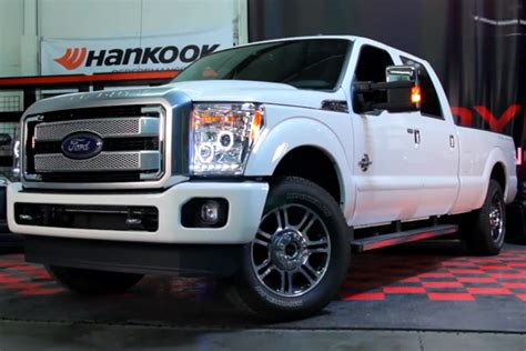 2012 f250 headlights 2011 2016 ford f250 f350 superduty led halo projector