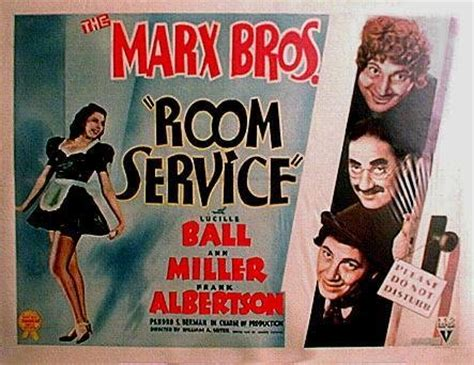 Room Service 1938 by Room Service 1938 The Marx Brothers