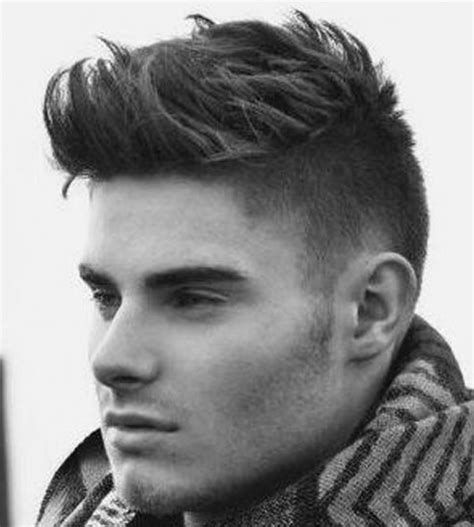 boys haircuts short on side long on top mens hairstyles 2017 short sides hairstyles