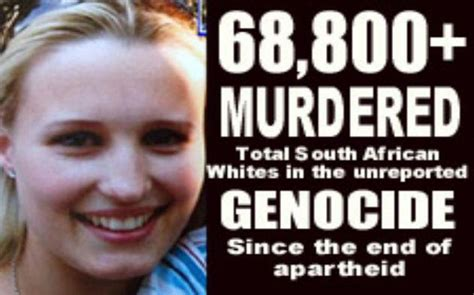 afrikaner sameer wasi white genocide in south africa south african farm murders