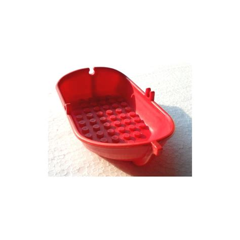 lego boat red lego red fabuland boat comes in brick owl lego marketplace