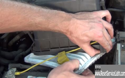 maintenance required light toyota rav4 2018 toyota tacoma maintenance light reset