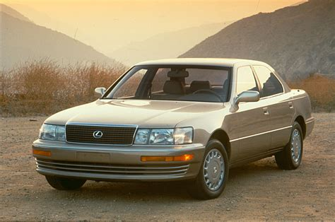 lexus ls400 ls400 lexus specifications and review