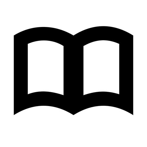 Black Book Lookup File Black Book Icon Svg Wikimedia Commons