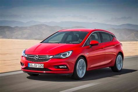 2016 opel astra new hatch and wagon for europe kelley