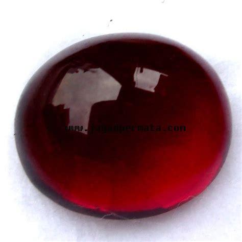 Merah Obsidian batu obsidian merah jp403 jual batu permata hobi permata