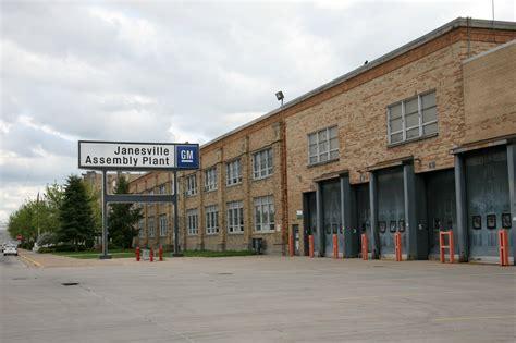 j sky motors janesville assembly plant
