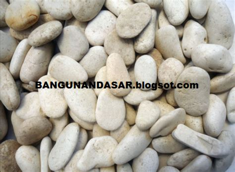 Batu Koral Putih Jogja macam macam jenis dan asal muasal batu alam untuk hiasan