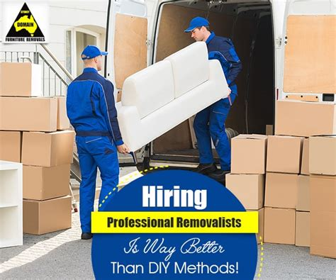 Furniture Removalist Sydney by Why Hiring Professional Removalists Is Better Than Diy Methods