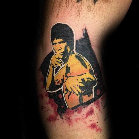 bruce lee tattoo designs karate tattoos designs www pixshark images