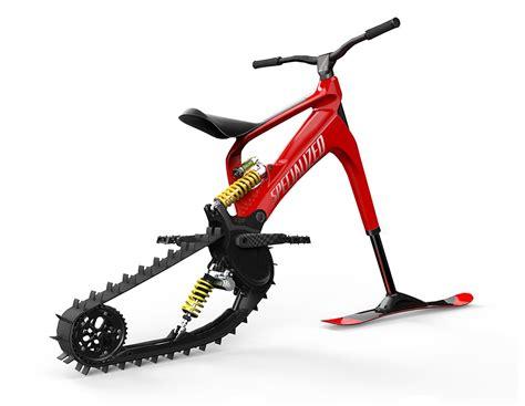 CapoVelo.com   SPECIALIZED Concept Snow Bike