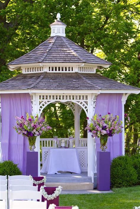 25  best ideas about Wedding gazebo on Pinterest   Gazebo