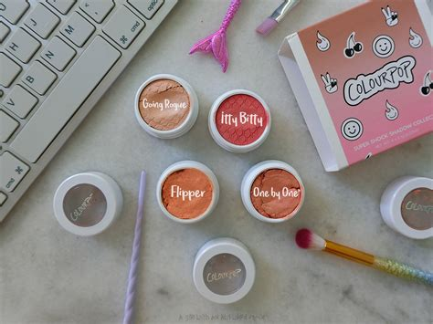 Colourpop Phase Me Out buy or bye phase me out shock shadow collection