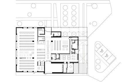 Bedroom Floor Plan gallery of the mississauga public library project rdh