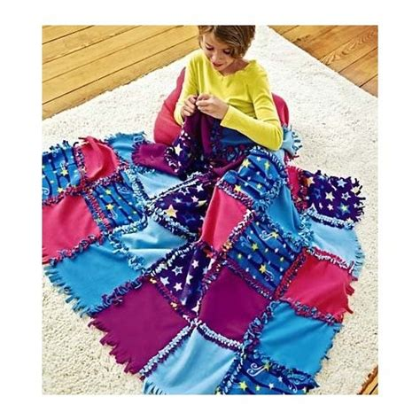 No Sew Fleece Quilt Blanket by 17 Best Images About Crafts On No Sew Fleece