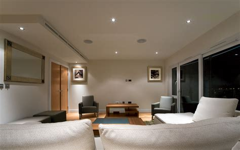 Living Room Downlights by Fixed Twist Lock Downlight