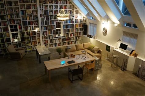 korean home design sles grande bibliotheque salon