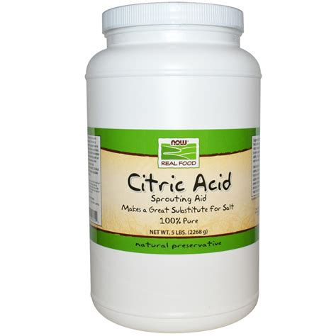 citric acid 4 oz now real food reviews where can i buy citric acid 4 oz musclegurus