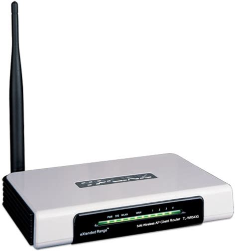 Router Wifi Tp Link Surabaya sg tp link tl wr543g wireless router