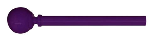 purple curtain rod home decor 28 48 inches juvenile curtain rod purple