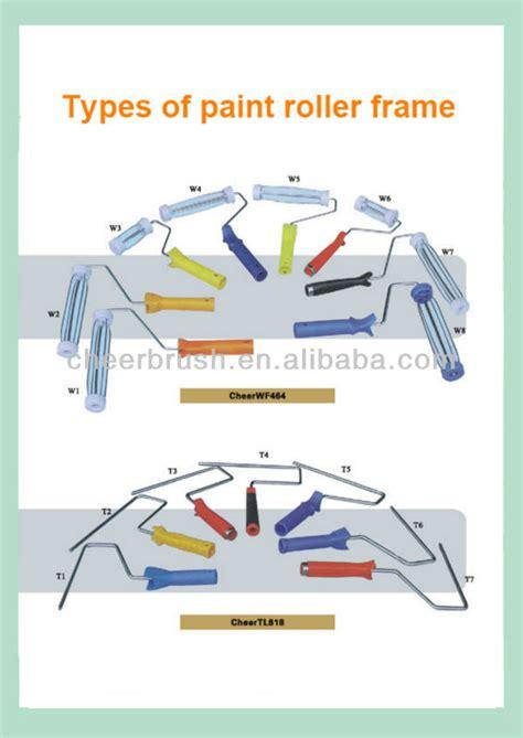 pattern paint roller frame foam paint roller cover rubber pattern roller covers foam