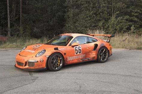 porsche jagermeister j 228 germeister gt3rs weathered wrap design skepple inc