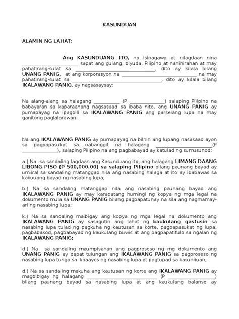 Halimbawa Ng Letter Of Intent For Scholarship Kasunduan