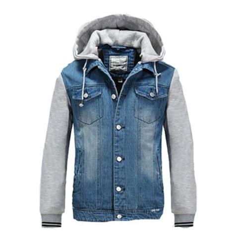 hooded jean jacket denim hooded jean jacket jackets review