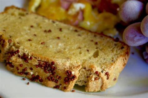 whole grain quinoa bread recipe gluten free quinoa bread bob s mill s recipe box