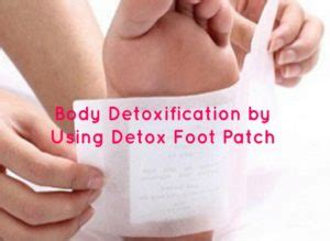 What Is Inside A Detox Patch by Detoxification By Using Detox Foot Patch Veledora