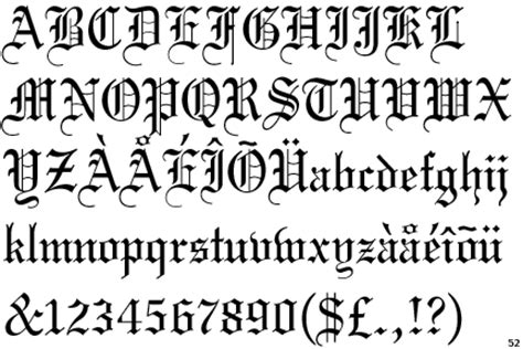 a dark wedding font fontscape home gt international gt german gt gothic